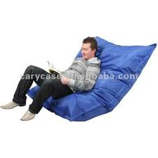 navy blue waterproof outdoor beanbag relaxing bean bag reading
