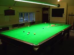 Professional Pool Table Size by Home
