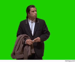 Pictures To Use For Memes - mrw no one explains how to use green screens for the new dank memes