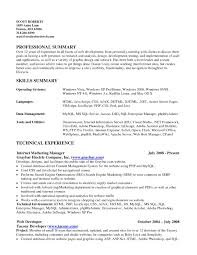 computer science internship resume sample resume skills and abilities examples regarding in sample 15 15 wonderful skills and abilities in resume sample