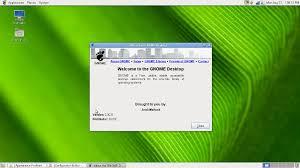 ubuntu bureau virtuel a propos