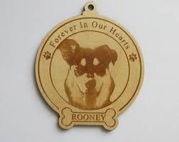 pet memorial ornament etsy