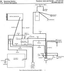 john deere 112 rf wiring