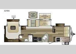 cougar floor plans new keystone rv cougar x lite 32fbs travel trailer for sale