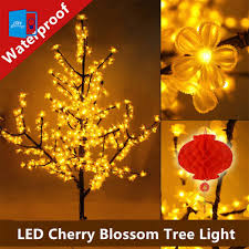 online buy wholesale led cherry blossom tree light from china led