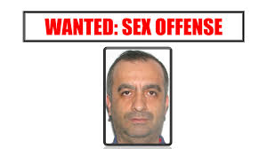 wanted for sexual offense in md was working as uber
