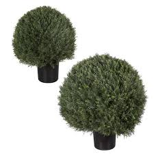cypress pine amazing green inc grass plant artificial tree