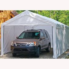 portable garages u0026 canopies rv garage rv canopy camping world
