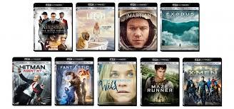 amazon u0027s new blockbuster 4k uhd hdr blu ray deal is simply fantastic