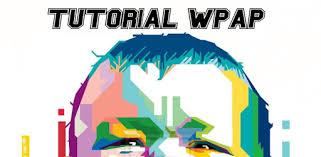 tutorial wpap lewat photoshop tutorial wpap beginner apps on google play