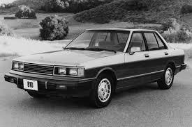 nissan datsun 1982 1982 datsun maxima sedan information