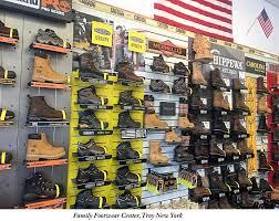 family footwear center wamc