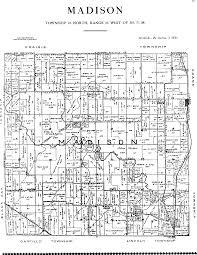 plat maps 1913 plat maps mahaska county of iowa