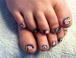 34 best easter toe nail art designs images on pinterest toe nail