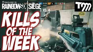 rainbow six siege top 10 kills of the week 68 youtube