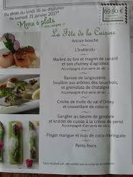 restaurant la cuisine 7 la formule vin compris intéressante que le menu 7 plats groupon