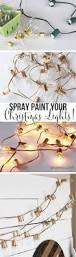 friday favorites christmas lights spray painting and sprays