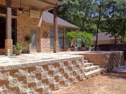 keystone retaining wall homeadvisor