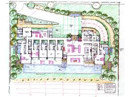 architectural site plan sketches levis architect inc