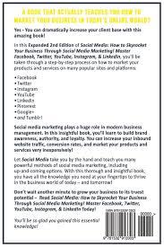 social media how to skyrocket your business through social media