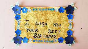 how to make a beautiful birthday greeting card