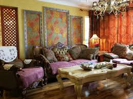 Bohemian Interior Design - Bohemian style interior design