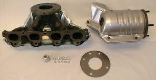 2000 honda civic exhaust manifold 1996 2000 civic 1 6 exhauxt manifold kit