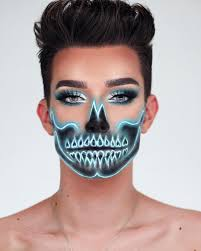 Halloween Skeleton Make Up by Neon Skeleton Makeup Popsugar Beauty