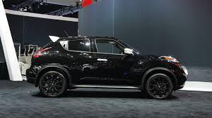 nissan juke 2017 black 2017 nissan juke black pearl edition la 2016 motor1 com photos