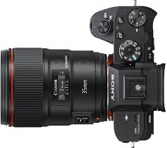 sony a7 black friday sony should release an a7 camera model with a canon ef mount