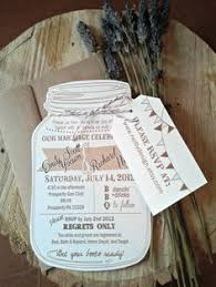 jar wedding invitations 1000 ideas about jar best jar wedding invitations