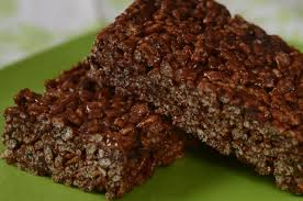 chocolate rice krispies treats joyofbaking com video recipe