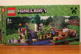Minecraft Dining Table Lego Announces The Village Largest Minecraft Set Yet Aerial View