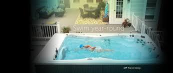 Jacuzzi Spas Swim Spas By Master Spas Michael Phelps Signature Swim Spa