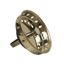 Kitchen Sink Strainer Basket Replacement Glacier Bay Replacement Strainer Basket With Clip