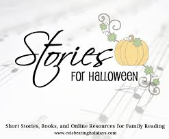 stories for halloween celebrating holidays
