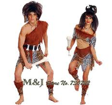Crazy Couple Halloween Costumes Aliexpress Buy Free Shipping Halloween Couples Savage