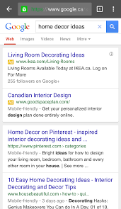 google home decor google testing mobile friendly tag in adwords ads