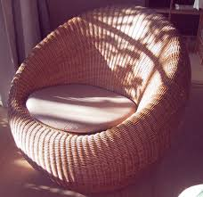furniture ikea basket chair indoor wicker furniture rattan chair