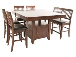 new classic dining room kaylee pub table 4 pub chairs pub bench free