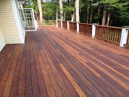 premium deck restoration staining refinishing seacoast nh