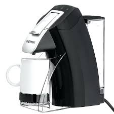 espresso maker electric single cup kettle serve brewers intelligent blends b kettles u2013 otos me