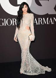 Armani Wedding Dresses Dress Kylie Jenner Dress Prom Wedding Backless Prom Dress