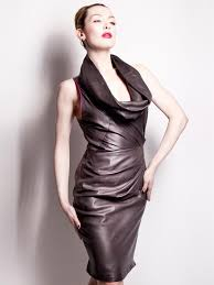 leather dress leather martini dress from our range of chic leather dresses at