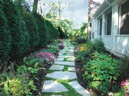 flagstone landscaping ideas flagstone entry ideas modern