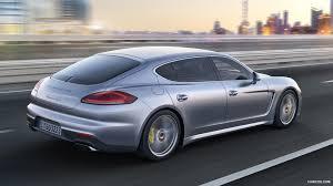 Porsche Panamera Coupe - 2014 porsche panamera turbo executive rear hd wallpaper 5