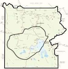 Yellowstone Lodging Map Taking The Pulse Of Yellowstone U0027s U201cbreathing U201d Volcano Problem
