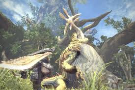 monster hunter free dlc polygon