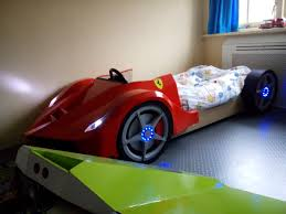 Ferrari Bed Ferrari Race Car Bed Styling Bedroom Theme For Your Child Race