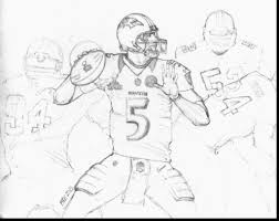 nfl logos coloring pages inspiration graphic baltimore ravens